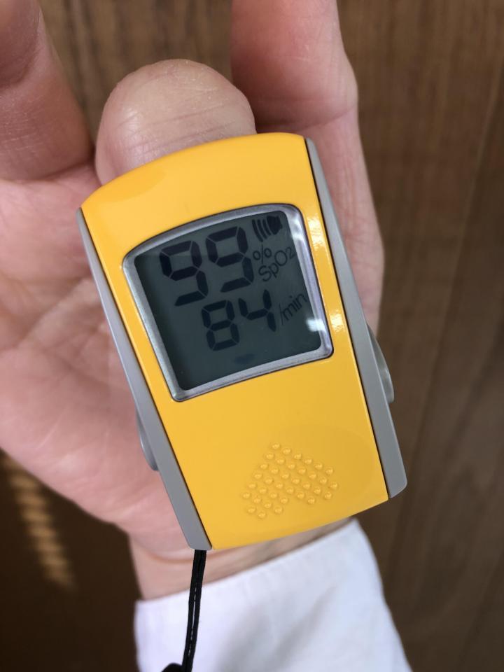 あなたの酸素濃度は十分ですか?